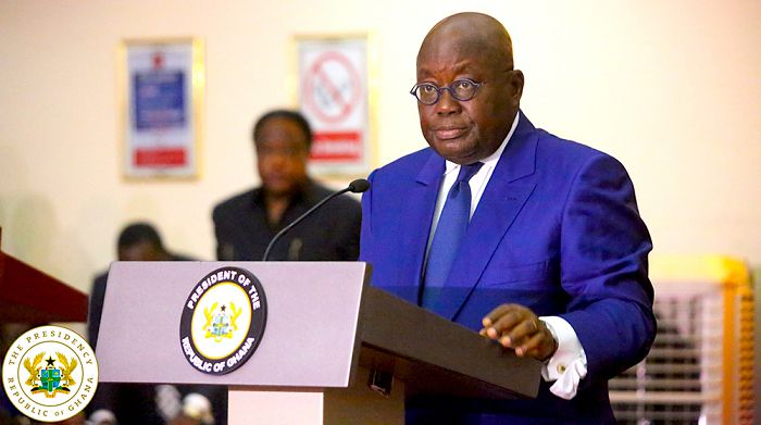 Nana Addo Directs MMDCEs To Monitor Voter Registration