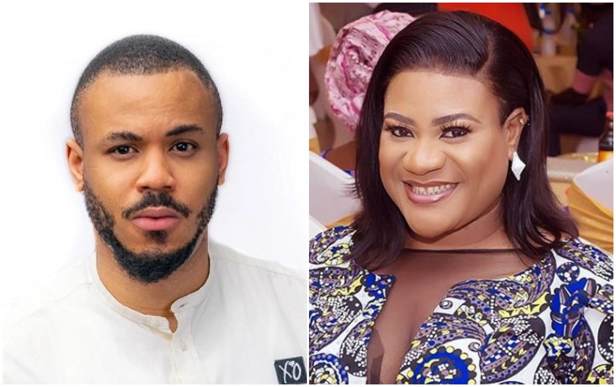 BBNaija : Nkechi Blessing Gushes Over Housemate,  Ozo