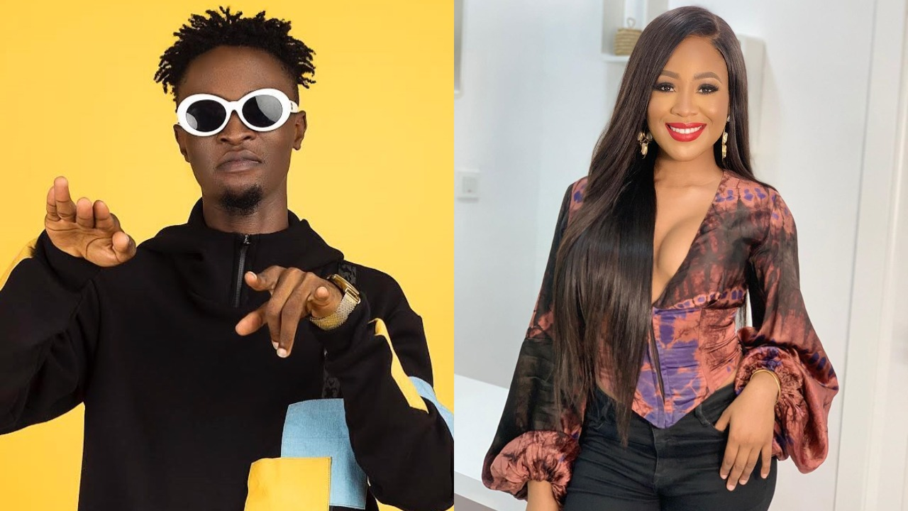 BBNaija 2020: 'Laycon Will Spoil My Market Value If We Are Seen Together Outside This House – Erica Tells Wathoni