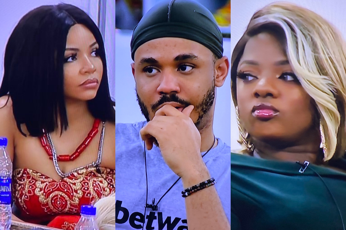 BBNaija 2020: Nengi Goes MAD After Seeing Ozo Peck Dorathy
