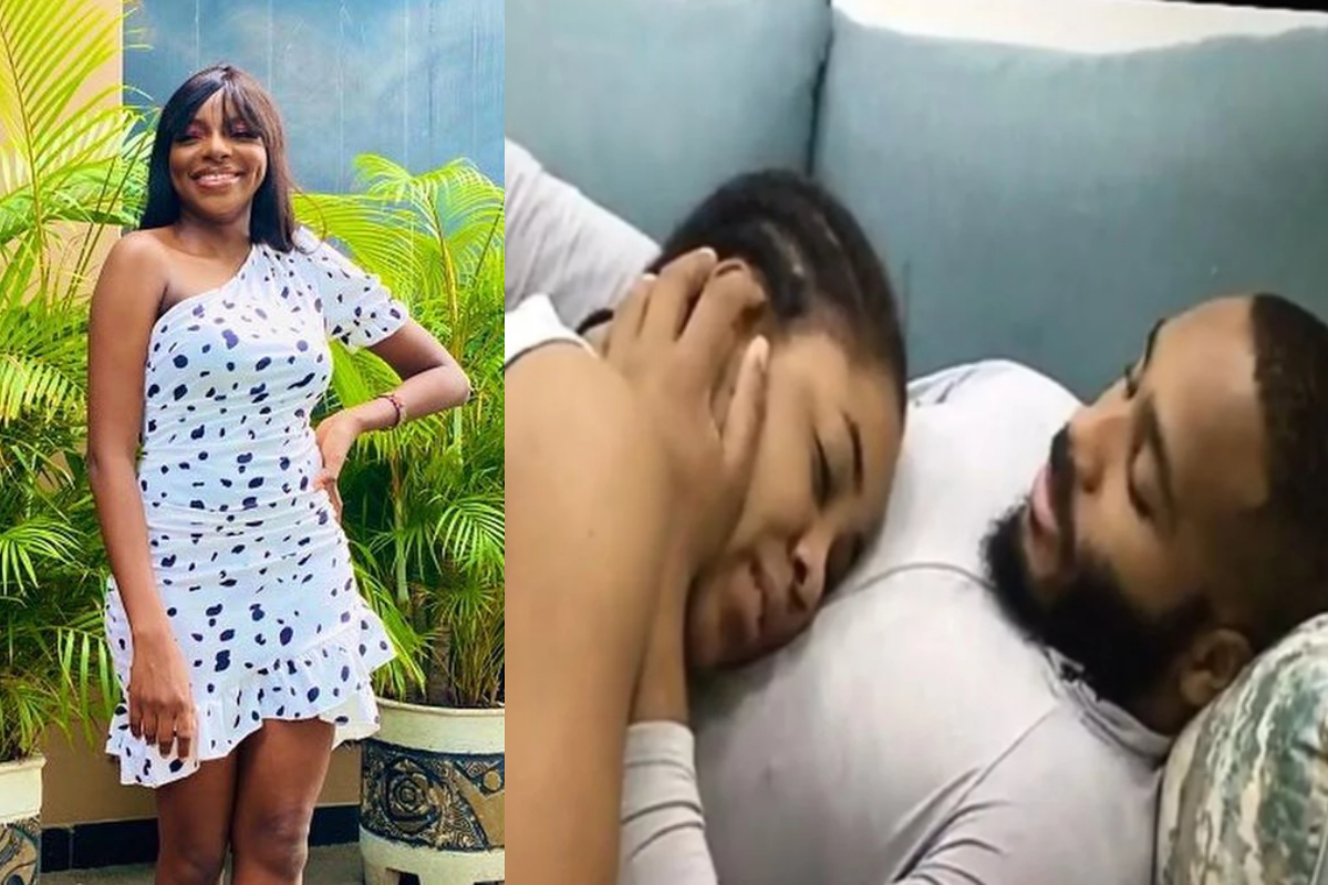 BBNaija 2020: 'I Saw Kiddwaya And Erica Have Sxex' – Wathoni Reveals (VIDEO)
