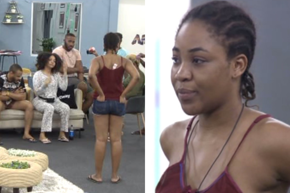 BBNaija 2020: What Erica told other housemates as she tenders apology