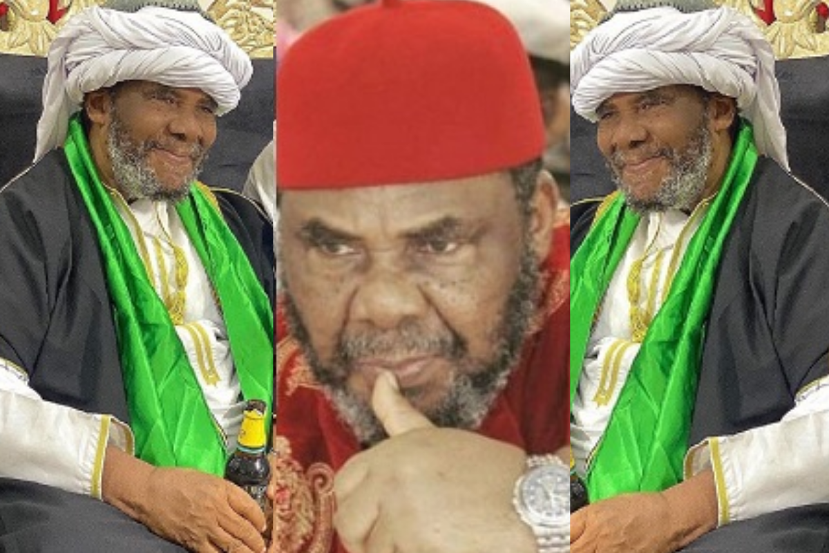 """Nollywood Veteran Actor Pete Edochie Cries Out Over Movie 'Imitating Shiites As Terrorists' """"My Life Is In Danger"""""""