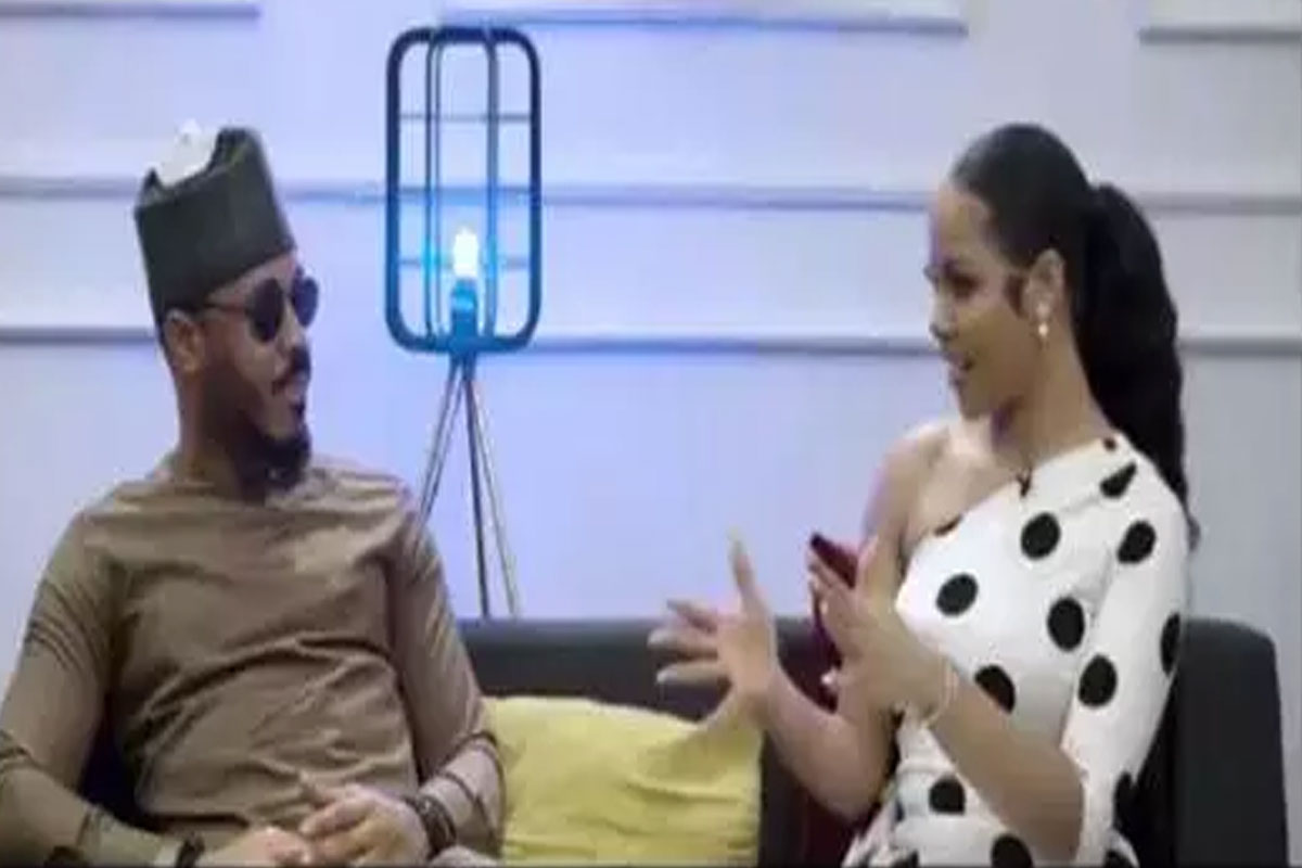 Moment Nengi Apologized To Ozo For Everything She Put Him Through, Reactions