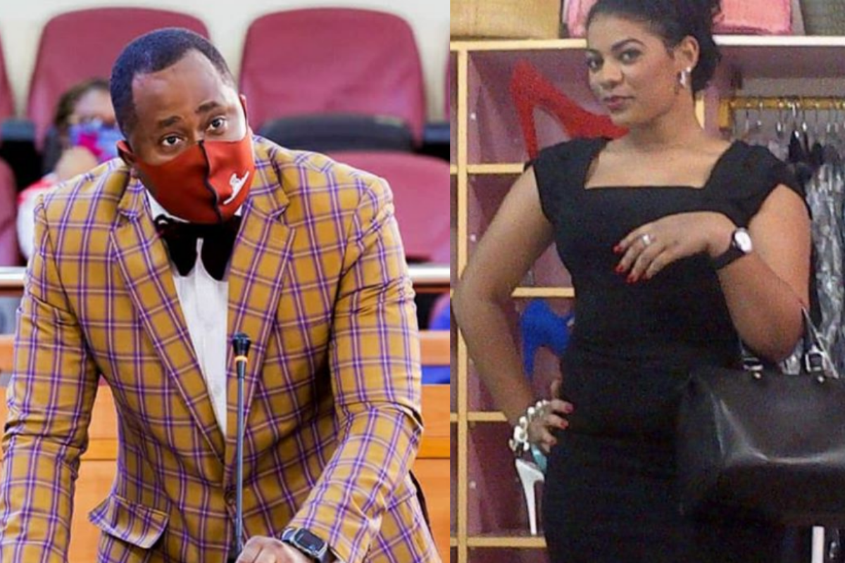 """I beg you, people don't have to know this"" – Halima, Desmond Elliot's alleged secret Babymama pleads with blogger"