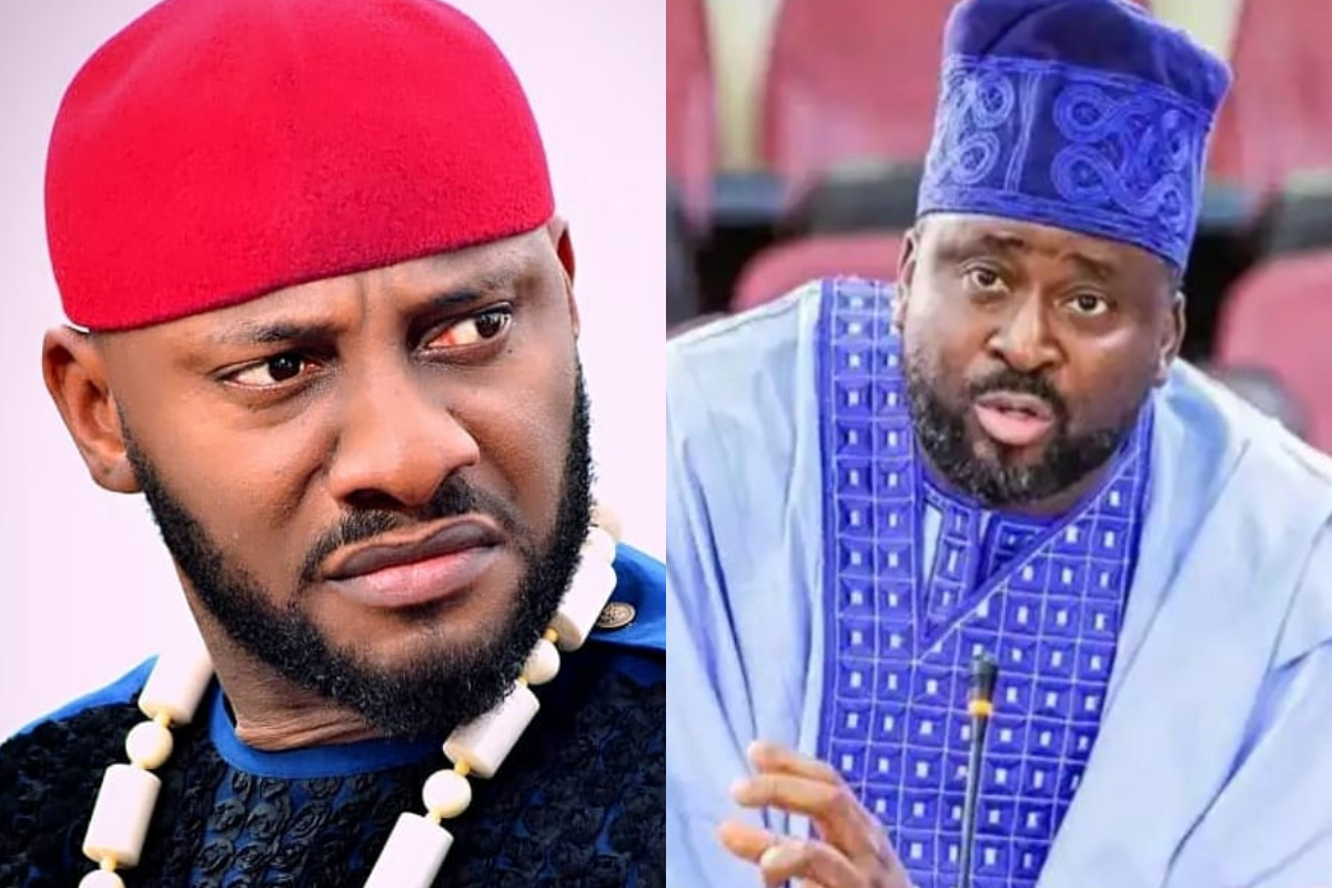 """Shame on You"" – Yul Edochie loses his COOL and blast Desmond Elliot"
