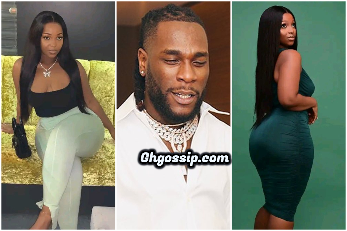 Burna Boy's side-chic Jo Pearl loses her cool, blast critics on social media
